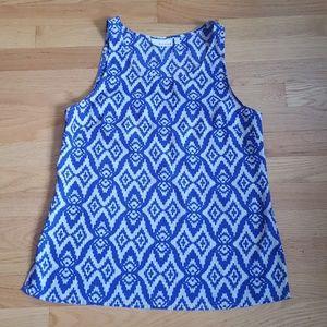 Kenar blouse top